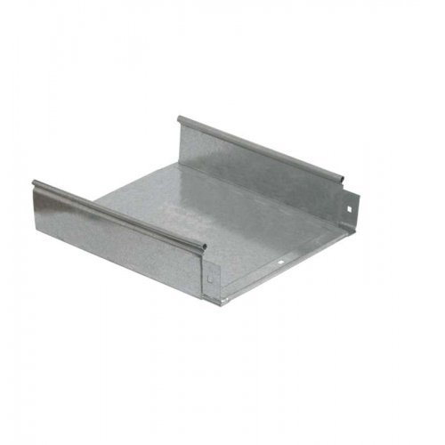 Лоток листовой неперфорированный 100х100 L3000 сталь 1.2мм ИЭК CLN10-100-100-120-3