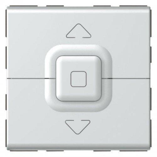 Выключатель СП управления приводом Mosaic алюм. Leg 079226