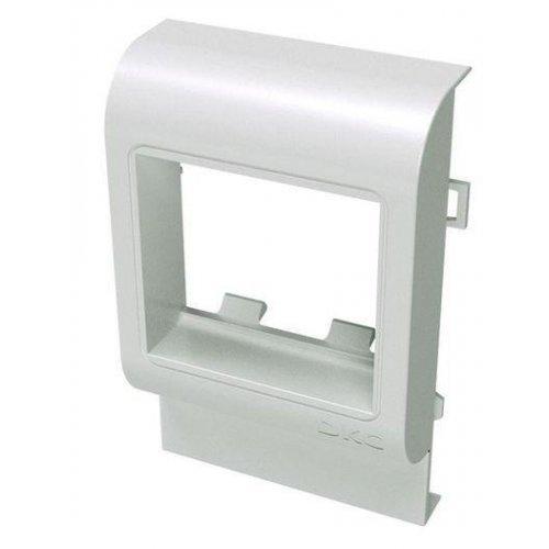 Рамка установочная под 45х45 2мод. PDA-45N 120 (подходит для Mosaic) DKC 00515