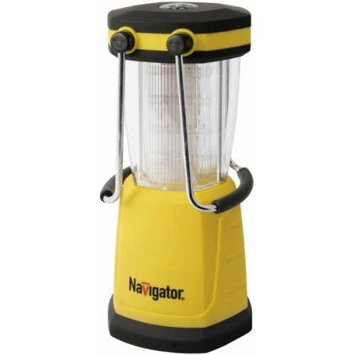 Фонарь Navigator 94 931 NPT-D-13-0-12L0-3AA (NPT-CA03-3AA) Кемп. пласт.12LED