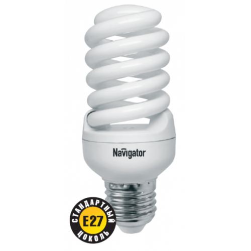 Лампа Navigator 94 418 NCLP-SF-20-827-E27