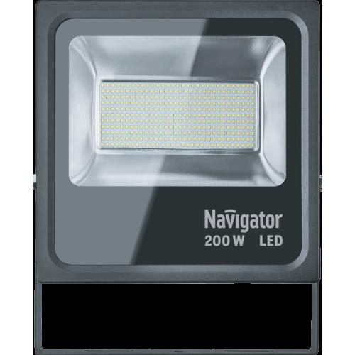 Светильник Navigator 14 014 NFL-M-200-5K-BL-IP65-LED