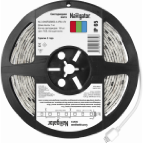 СД Лента Navigator 71 834 NLS-5050RGBM30-5-IP65-12V