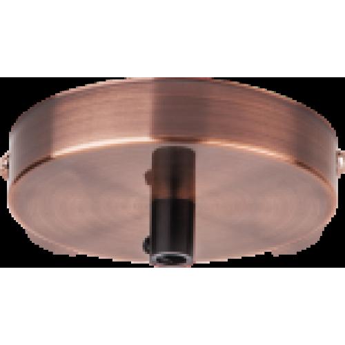 База потолочная Navigator 61 739 NFA-CR02-006 метал. черненая медь