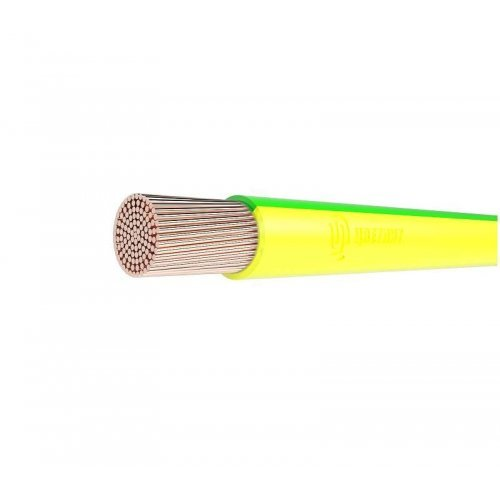 Провод ПуГВнг(А)-LS 1.5 Ж/З (бухта) (м) Цветлит 00-00009005