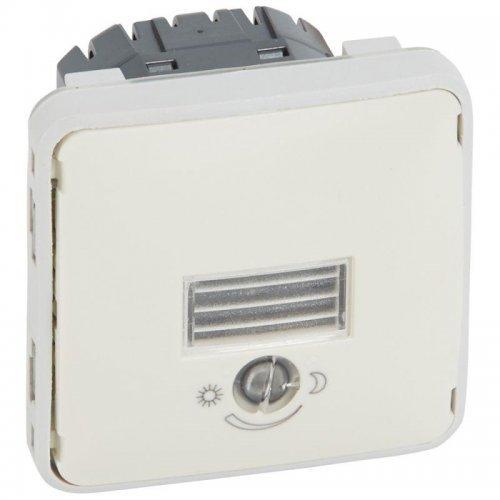 Выключатель СП сумеречный PLEXO бел. Leg 069617