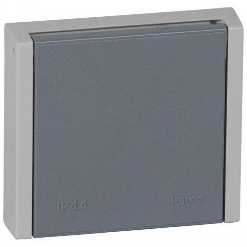 Розетка 1-м СП Plexo 320А K+H+3 IP44 Leg 055708