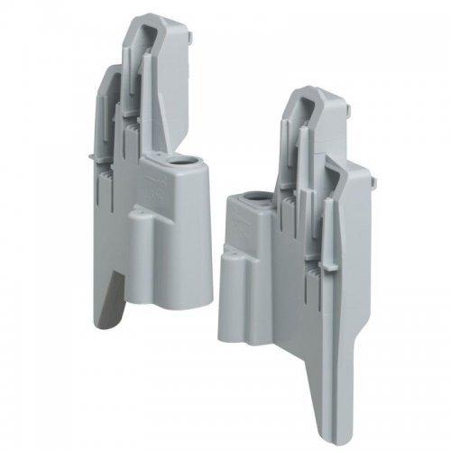 Суппорт шин Plexo для щитка 24-72мод. (комплект 2шт) Leg 001973