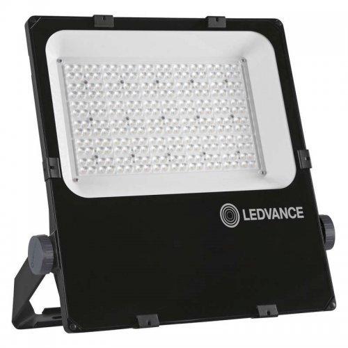 Прожектор светодиодный FLOODLIGHT PERFORMANCE ASYM 55x110 200Вт 4000К 26400лм IP65 асимметр. черн. BK LEDVANCE 4058075353565