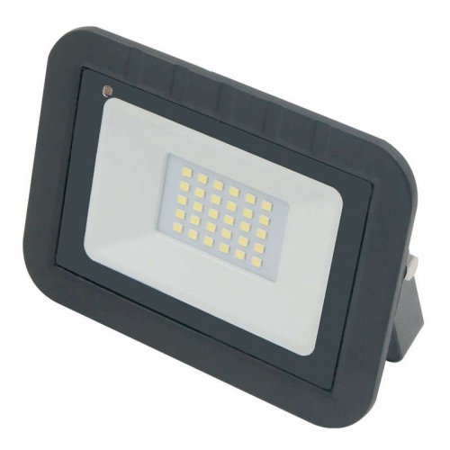 Прожектор светодиодный ULF-Q512 30Вт/DW SENSOR IP65 220-240B BLACK Volpe UL-00003170