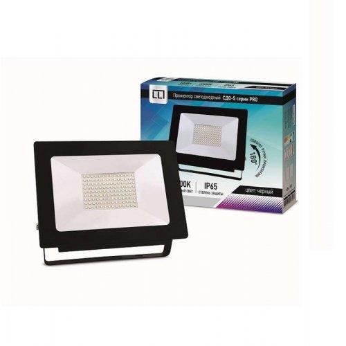 Прожектор СДО-5-100 серия PRO 100Вт 8000лм 6500К IP65 LLT 4690612007427