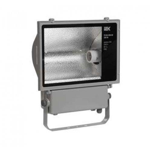 Прожектор ГО 03-250-01 250Вт E40 сер. симметр. IP65 ИЭК LPHO03-250-01-K03
