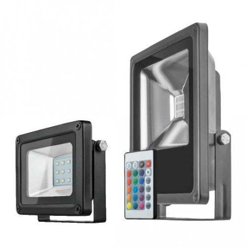 Прожектор светодиодный 61 147 OFL-20-RGB-BL-IP65-LED ОНЛАЙТ 61147