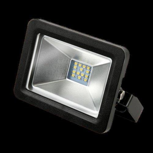 Прожектор светодиодный Elementary 20Вт 1320лм IP65 6500К черн. ПРОМО Gauss 613100320P