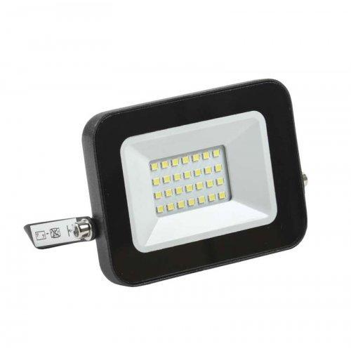 Прожектор светодиодный СДО 06-20 4000К IP65 черн. ИЭК LPDO601-20-40-K02