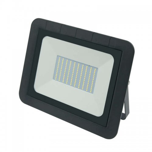 Прожектор светодиодный ULF-Q511 100W/DW IP65 220-240В BLACK дневной свет 6500К корпус черн. Volpe UL-00000243