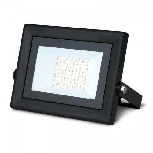 Прожектор светодиодный Led Qplus 30Вт IP65 6500К черн. Gauss 613511330