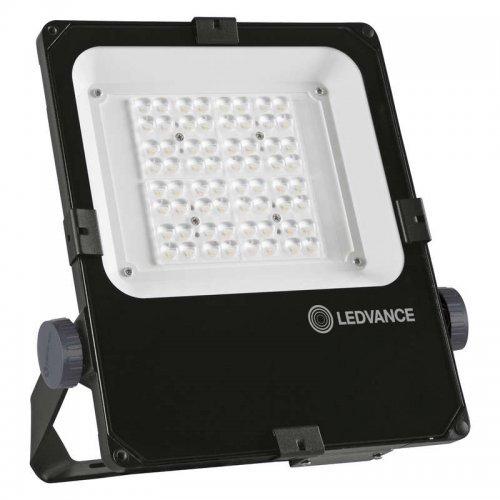 Прожектор светодиодный FLOODLIGHT PERFORMANCE ASYM 55x110 50Вт 3000К 6600лм IP65 асимметр. черн. BK LEDVANCE 4058075353299