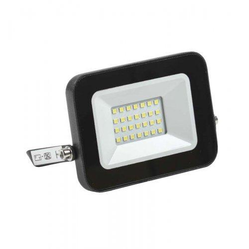Прожектор светодиодный СДО 06-20 6500К IP65 черн. ИЭК LPDO601-20-65-K02