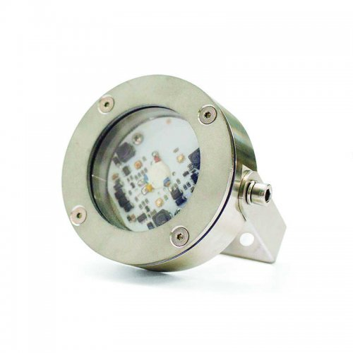 "Прожектор ""Дубна"" D90/P3-RGBF-12 IP68 Световод ДМ.011.01"