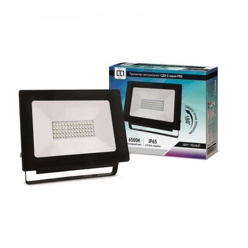Прожектор СДО-5-50 серия PRO LED 50Вт IP65 6500К 3750лм LLT 4690612005386