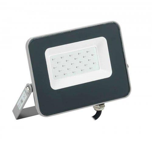 Прожектор светодиодный СДО 07-20B blue IP65 сер. ИЭК LPDO7B-01-20-K03