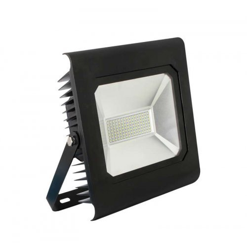 """Прожектор LFL-15010 С02 (LED SMD """"драйверный"""" 150Вт 230В 6500К черн.) Camelion 12982"""