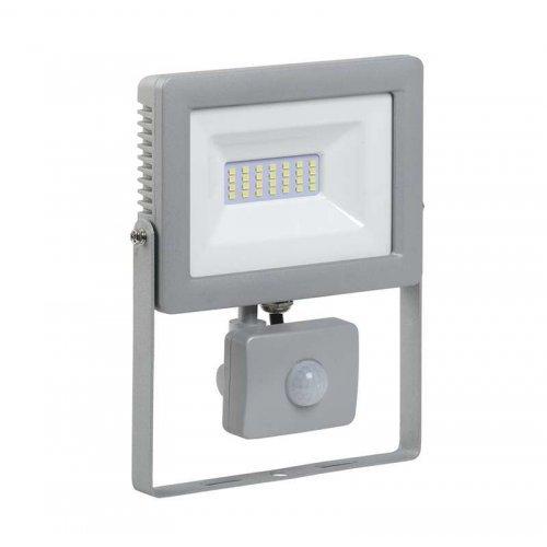 Прожектор СДО 07-30Д LED 30Вт IP44 6500К с датчиком движ. сер. ИЭК LPDO702-30-K03