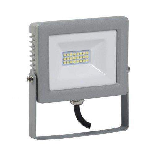 Прожектор СДО 07-20 LED 20Вт IP65 6500К сер. ИЭК LPDO701-20-K03