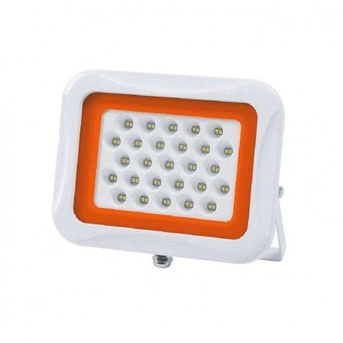 Прожектор светодиодный PFL SA 50Вт 6500К 60град. IP65 корпус бел. JazzWay 5007970