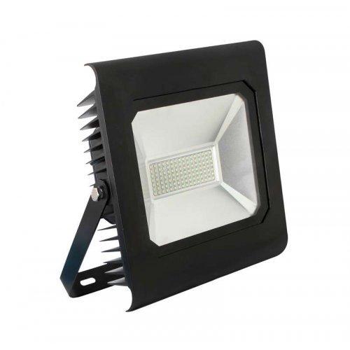 """Прожектор LFL-20010 С02 (LED SMD """"драйверный"""" 200Вт 230В 6500К черн.) Camelion 12983"""