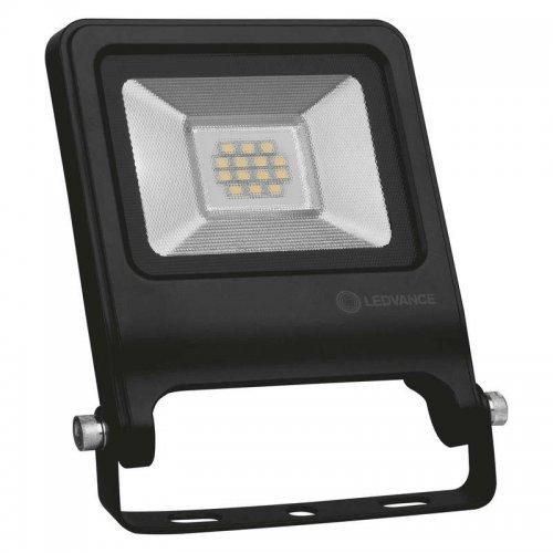 Прожектор светодиодный FLOODLIGHT VALUE 10Вт 4000К 800Лм IP65 черн. LEDVANCE 4058075268586