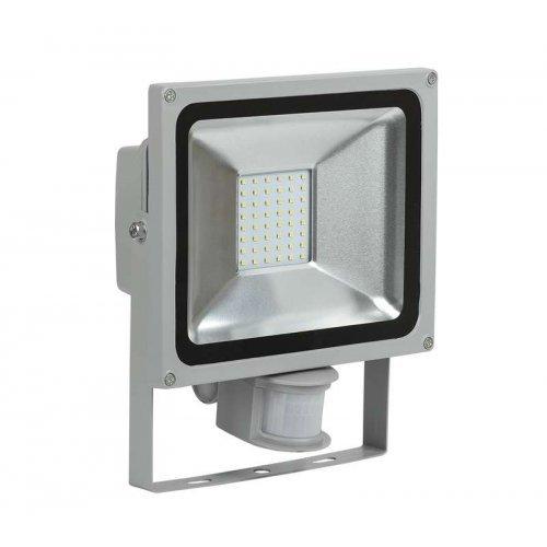 Прожектор СДО 05-30Д SMD LED 30Вт IP44 6500К (детектор) сер. ИЭК LPDO502-30-K03