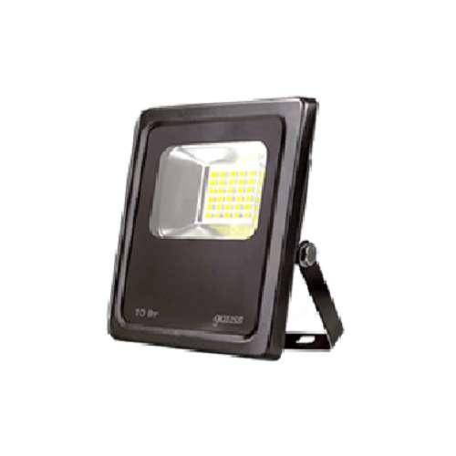 Прожектор LED 10Вт IP65 6500К черн. GAUSS 613100310