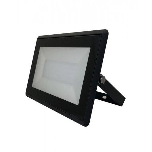Прожектор светодиодный FLOODLIGHT ДО 100Вт 4000К 7800Лм IP65 ECO CLASS черн. LEDVANCE 4058075183469