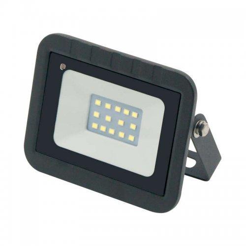 Прожектор светодиодный ULF-Q512 10Вт/DW SENSOR IP65 220-240B BLACK Volpe UL-00003168
