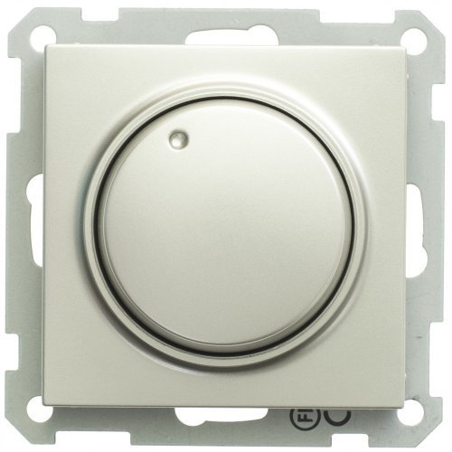 Механизм светорегулятора СП W59 поворот. 300Вт шамп. SchE SR-5S0-4-86