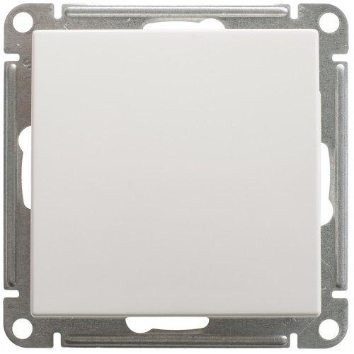 Механизм выключателя 1-кл. СП W59 10А IP20 10АХ бел. SchE VS110-154-1-86