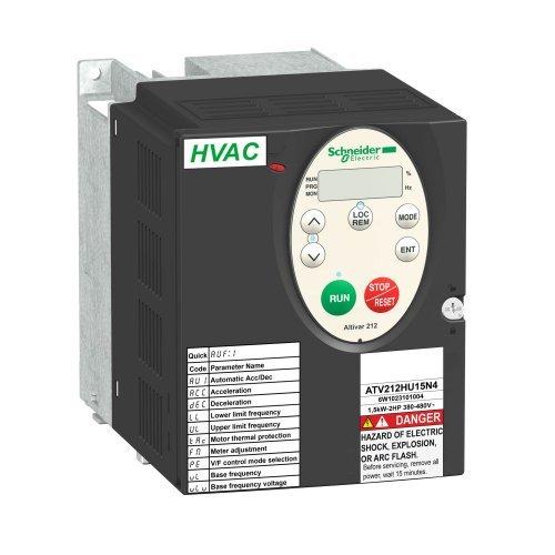 Преобразователь частоты ATV212 2.2кВт 480В IP21 SchE ATV212HU22N4