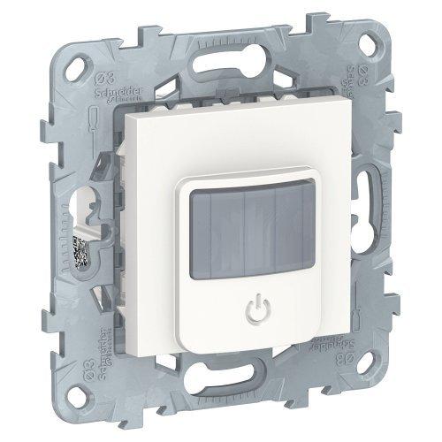 Датчик движения UNICA NEW с выкл. 10А бел. SchE NU552518