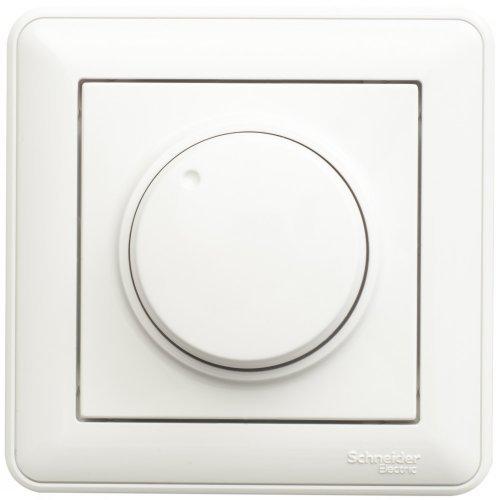 Светорегулятор СП 600Вт W59 W59 бел. SchE SR-5S2-18 (СР-5С2-18)
