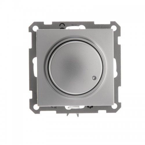 Светорегулятор СП 600Вт W59 мат. хром SchE SR-5S2-5-86