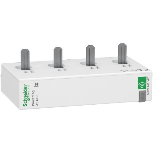 Датчик беспроводной ACTI9 POWERTAG 63А 3P+N / 4P ниже аппарата S SchE A9MEM1542