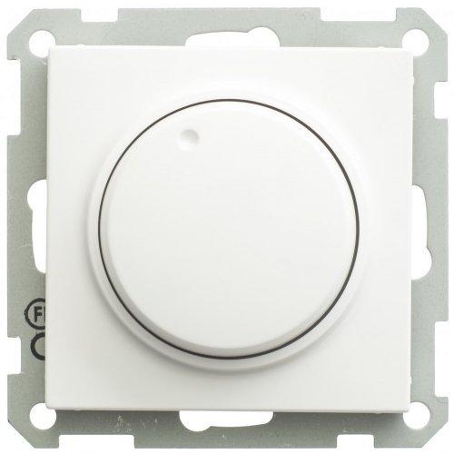 Механизм светорегулятора СП W59 поворот. 300Вт бел. SchE SR-5S0-1-86