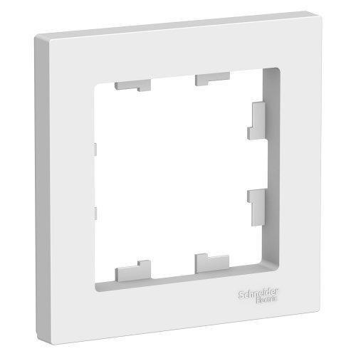 Рамка 1-м ATLAS DESIGN бел. SchE ATN000101