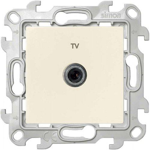 Механизм ТВ розетки оконечной Simon24 сл. кость 2450476-031