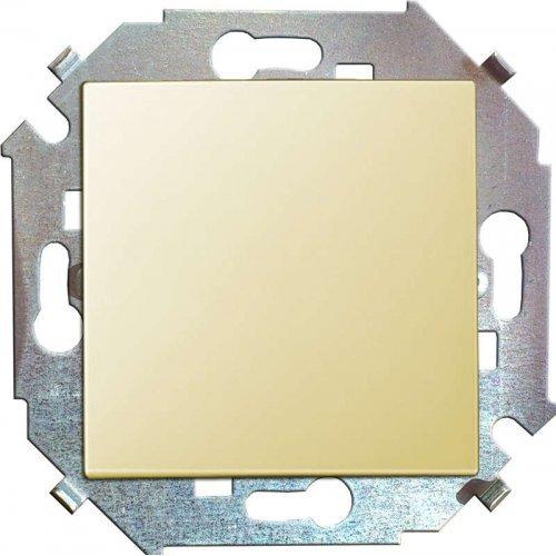 Механизм выключателя проходной 1-кл. СП с 3-х мест 16А Simon15 сл. кость 1591251-031
