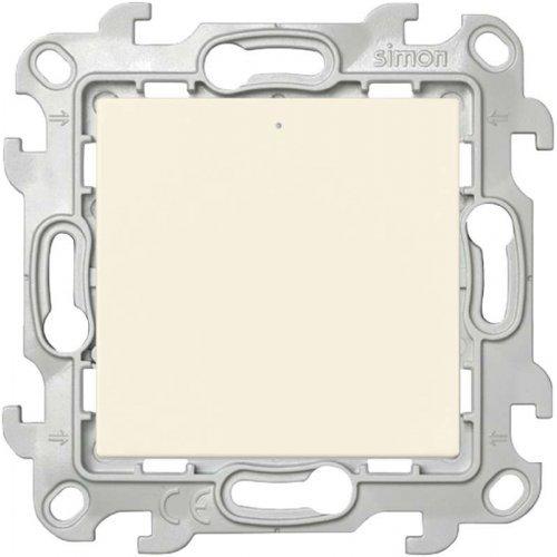 Механизм переключателя с подсветкой Simon24 сл. кость 2450204-031