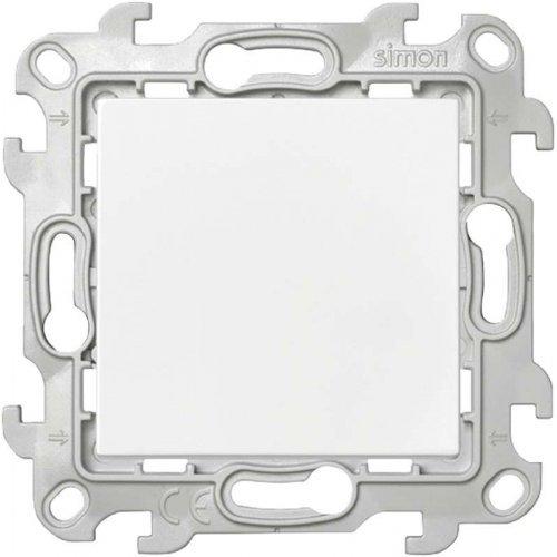 Механизм выключателя кнопочного Simon24 бел. 2450150-030