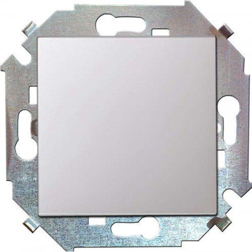 Механизм выключателя 1-кл. СП Simon15 16А IP20 бел. Simon 1591101-030
